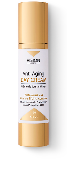 VISION_Skincare_Day 20 Косметика вижин скинкеа скинкея дневной крем 20
