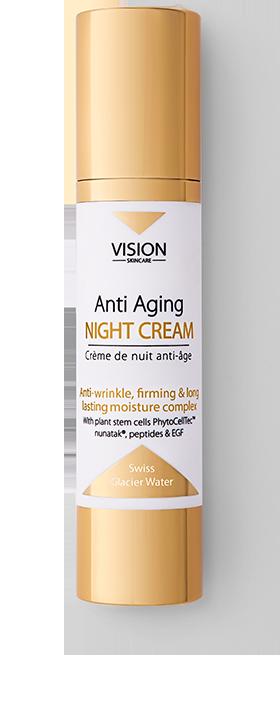 VISION_Skincare_night Косметика вижин скинкеа скинкея ночной крем